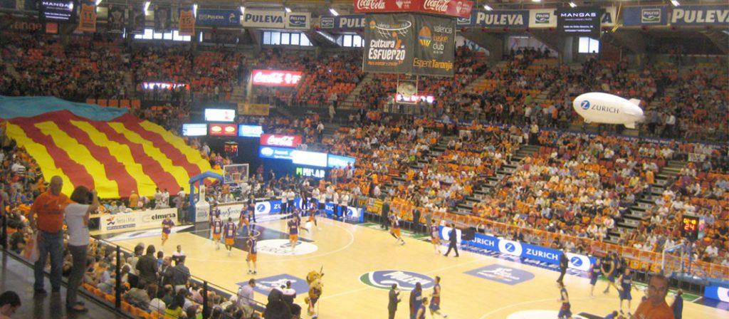 presentación club de baloncesto en valencia