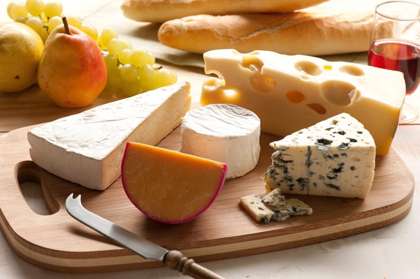 Tabla de quesos. Que no te la den con queso