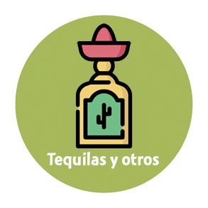 TEQUILAS Y OTRAS BEBIDAS ESPIRITUOSAS